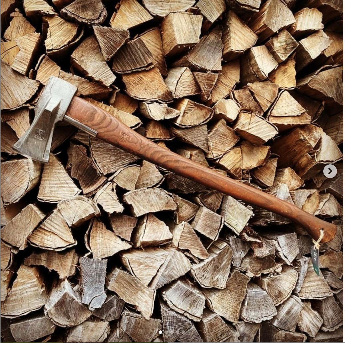 ØYO オヨ社の斧 バルドル