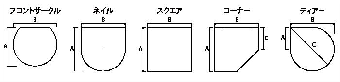 フロアプレートCAD図