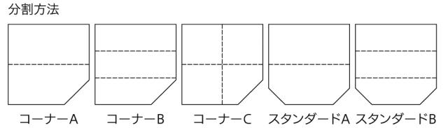 フロアプレート CAD図
